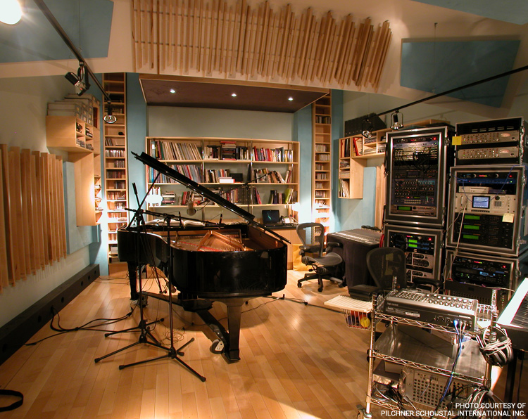 Home Recording Studios Technature Inc